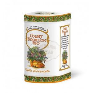 Court Bouillon Bio Provence d'Antan - Boîte métal 15g