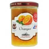 """Confiture d'Oranges  """"Les Confituriers de Haute-Provence""""  370g"""