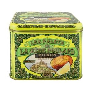 Palets au citron - La Mère Poulard Coffret Collector - 500g