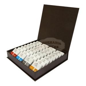 Napolitains au chocolat Noir et au Lait - boite prestige Castelain (x32)