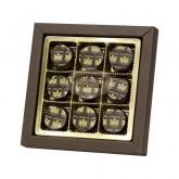 Le Palet des Papes -  boîte prestige Castelain X 9