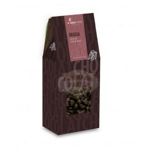 Brazilia: grains de Café enrobés de chocolat - Castelain 100g