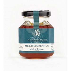 Miel d'eucalyptus d'Espagne - La Maison du miel 250g