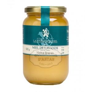 Miel de Lavande de France - La Maison du miel 500g