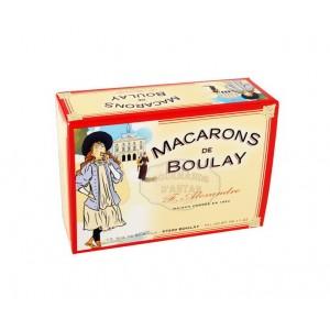 Macarons de Boulay - Boite carton Belle époque 250g