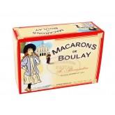 Macarons de Boulay - Boite carton Belle époque 500g
