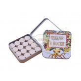 Pilulier pour Biopastilles - mini boite métal