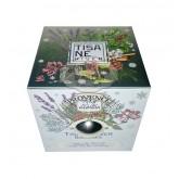 Tisane Hiver Bio Provence d'Antan - Boite cube métal