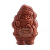 Père Noël au chocolat lait - Castelain 50g