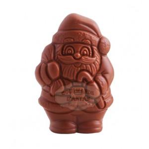 Père Noël en chocolat au lait - Castelain 50g