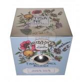 Tisane sommeil Bio Provence d'Antan - Boite cube métal