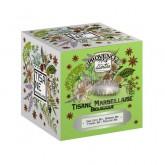 Tisane Marseillaise Bio Provence d'Antan - Boite cube métal