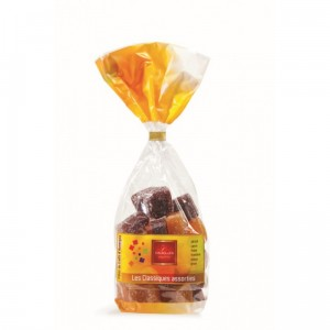 Pâtes de fruits Assorties Cruzilles - Sachet 300g