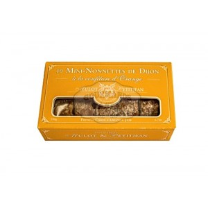Mini-Nonnettes ORANGE Mulot & Petitjean - 190g