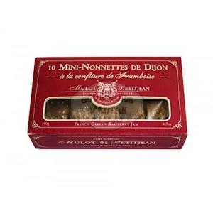 Mini-Nonnettes FRAMBOISE Mulot & Petitjean - 190g