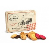 Assortiments Biscuits - Daniel Mercier Boite fer 250g