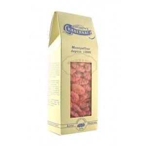 Pralines surfines roses Etui 250g - Auzier Chabernac