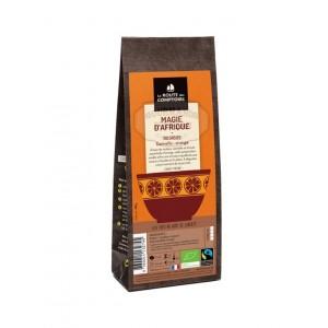 Rooïbos BIO Orange & Cannelle - Magie d'Afrique - La Route des Comptoirs