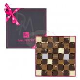 Ecrin de 49 chocolats assortis - Daniel Mercier 490g