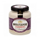 La Moutarde aux figues Pommery® - Les Assaisonnements Briards 100g