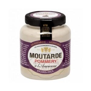 Moutarde aux figues Pommery® - Les Assaisonnements Briards 100g