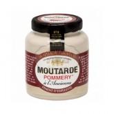 La Moutarde au Piment d'Espelette Pommery® - Les Assaisonnements Briards 100g