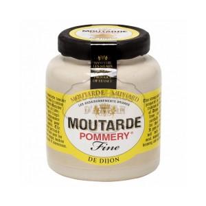 Moutarde fine de Dijon Pommery® - Les Assaisonnements Briards 100g