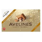 Avelines pralinés au chocolat au lait et caramel - Boite de 20 - 200g