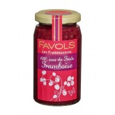 Confiture 100% Framboise - Favols 250g