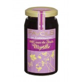 Confiture 100% Myrtilles - Favols 250g