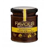 Gourmandise Poire Chocolat (Pâte à tartiner) - Favols 220g