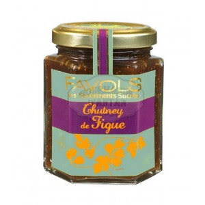 Chutney de Figue - Favols 220g
