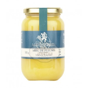 Miel de fleurs de France - La Maison du Miel 500g