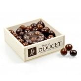 Noisettes au chocolat Coffret Bois - François Doucet 200g