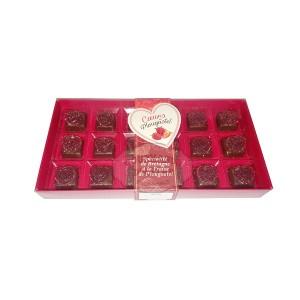 Chocolats - Coeurs de Plougastel - Chatillon - boite 160g