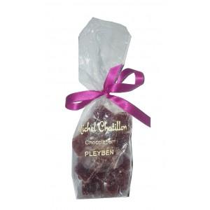 Pâtes de fruits Fraise de Plougastel Chatillon - sachet 200g