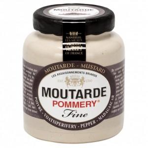 Moutarde au Poivre Pommery® - Les Assaisonnements Briards 100g