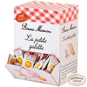 Bonne Maman 200 Mini-Galette au Beurre Frais