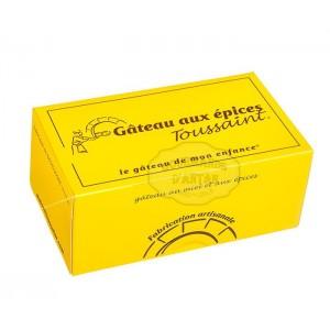 """Pain d'épices """"l'Original"""" - Maison Toussaint 440g"""