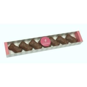 Nounours à la Guimauve Chocolat lait - Daniel Mercier 80g