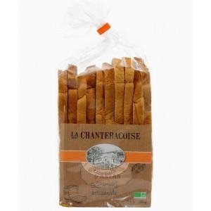 "Biscottes BIO artisanales ""Essentielle"" Nature – La Chanteracoise"