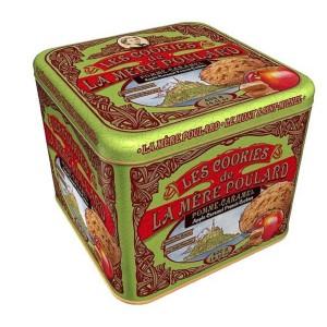 Cookies POMME - CARAMEL - La Mère Poulard Coffret Collector - 400g