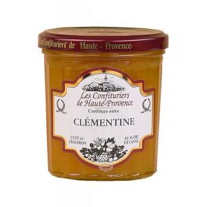"""Confiture de Clémentine """"Les Confituriers de Haute-Provence""""  375g"""