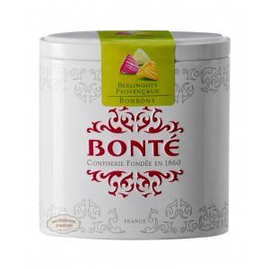 Bonbons Berlingots Provençaux Bonté - Boite fer 70g