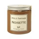 Pâte à tartiner noisette Comptoir du cacao - 280g