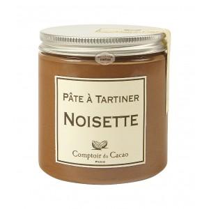 Pâte à tartiner Noisette - Comptoir du cacao - 280g