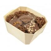 Assortiment Lait Comptoir du cacao - Boite en bois 180g