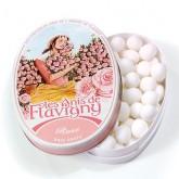 Anis de Flavigny ROSE - Boite Ovale 50 g