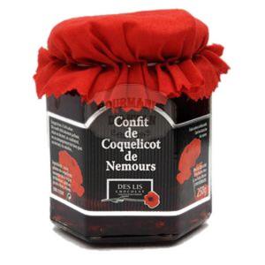 Confit de Coquelicots de Nemours - 240g