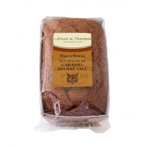 Pain d'épices caramel beurre salé Mulot & Petitjean - 180g